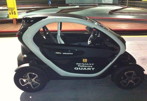 Exhibición de Vehículos de vanguardia.